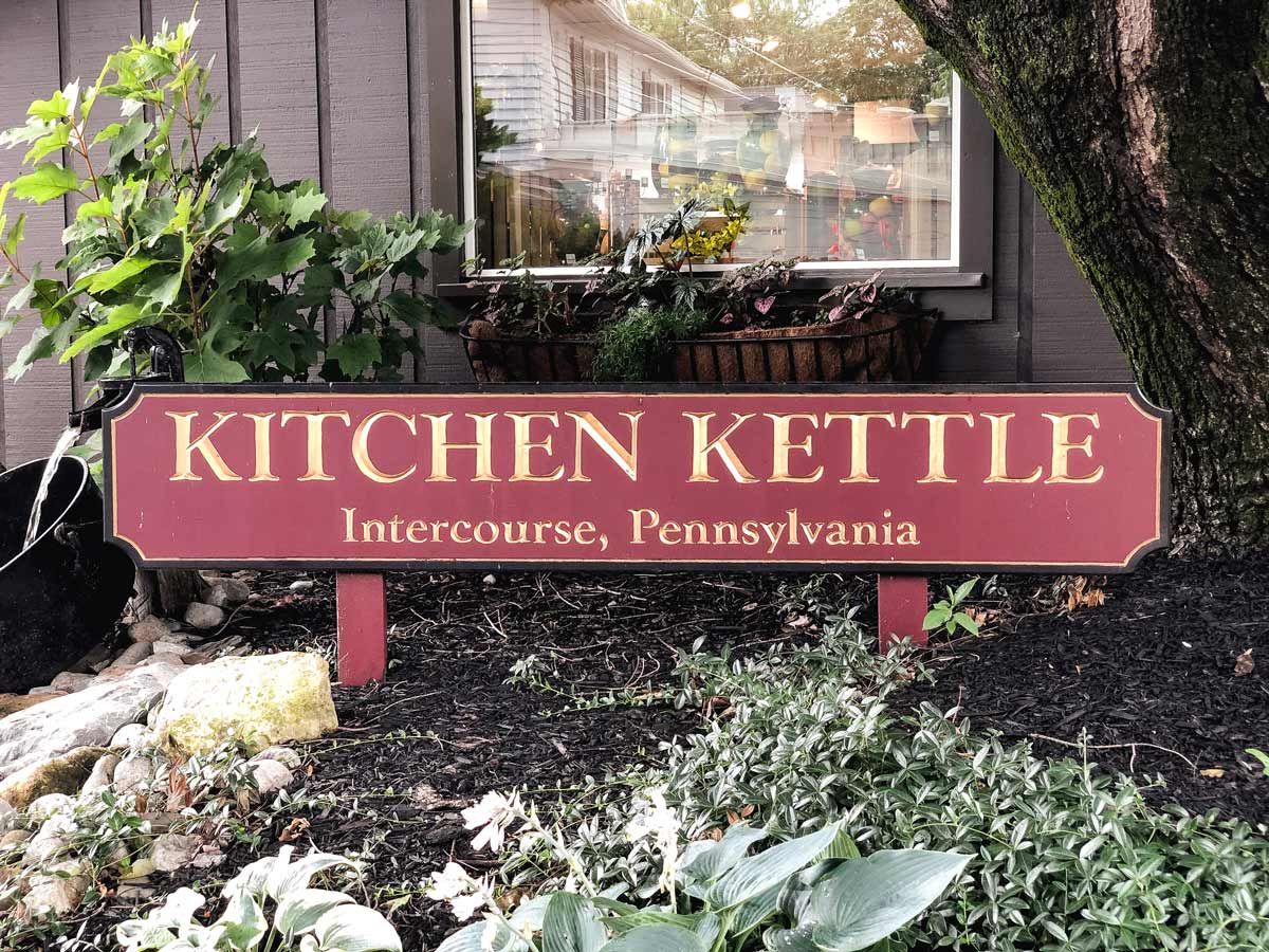 Kitchen Kettle Village Dining In Lancaster County